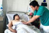 Cứu sống ngoạn mục thanh niên 18 tuổi bị dao đâm xuyên tim