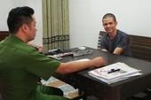 Công an thông tin về 2 người cố thủ ở Vinh bằng lựu đạn