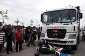Công an Long An sẽ khởi tố vụ container tông hàng loạt xe máy