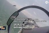 Máy bay Trung Quốc và nước ngoài chạm trán ở biển Hoa Đông