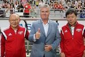 HLV Park Hang-seo đòi vô địch AFF Cup 2018