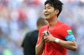 Vì sao Son Heung-min đoạt giải xuất sắc nhất châu Á 2018?