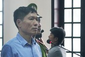 Đang xét xử Dương Tự Trọng tội lợi dụng chức vụ quyền hạn