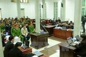 Vụ ông Thăng: VKS đề nghị giảm hình phạt cho 5 bị cáo