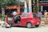 Mở cửa xe gây tai nạn bị xử lý như thế nào?
