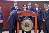 Cổ phiếu Techcombank chính thức chào sàn