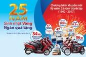 Ngân hàng Bản Việt khuyến mãi lớn mừng sinh nhật 25 năm