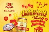 Bia Hà Nội đồng hành cùng U-23 Việt Nam