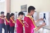 27 trường học tỉnh Long An được trang bị máy lọc nước