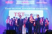 TST vinh dự nhận giải thưởng The Guide Awards lần 3