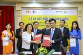 """Bảo hiểm Bảo Việt """"bắt tay"""" với SHB"""