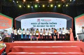 2.000 tài xế tham gia Lễ Truyền thống Tri ân bác tài 2019