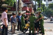 Công an thông tin vụ vượt đèn đỏ làm ngã 2 cảnh sát