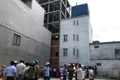 Nam công nhân rơi từ tầng 4 khách sạn tử vong