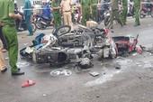Xem xét mở rộng đường sau vụ tai nạn kinh hoàng ở Long An