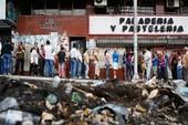 Venezuela: 4 tháng, hơn 2.000 cuộc biểu tình vì đói
