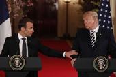 'Tình bạn' của ông Macron không đủ thuyết phục ông Trump