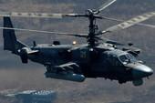 Trực thăng tấn công Nga rơi ở Syria, 2 phi công thiệt mạng