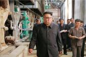 Ông Kim khiển trách lãnh đạo nhà máy, sốt ruột tiến độ kinh tế