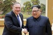 """Báo Triều Tiên cáo buộc Mỹ """"hai mặt"""""""