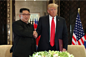 Ông Kim gửi thư cho ông Trump đề nghị gặp lần hai