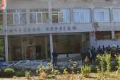 Nổ trường cao đẳng Crimea18 người chết, thủ phạm là sinh viên