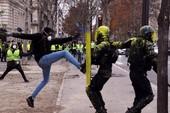 Pháp triển khai 89.000 cảnh sát đối phó biểu tình ngày mai
