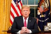Phát biểu toàn dân, ông Trump lên án đảng Dân chủ đạo đức giả