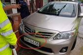 CSGT Hà Nội chặn xe chở tử thi 2 cháu bé bị sát hại