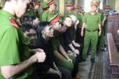 Năm án tử đường dây 37 kg ma tuý xuyên quốc gia