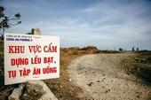 Dân phượt bị cấm cắm trại ở đồi Con heo, vì sao?