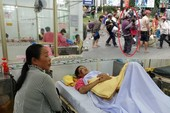 Cô gái bị tai nạn ở Long An muốn cảm ơn người đưa đi cấp cứu