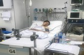Truyền 5 lít máu cứu nam thanh niên bị đứt lìa 2 đùi