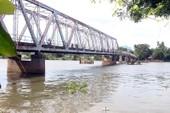 Dời ngày tháo dỡ cầu Phú Long hơn 100 năm tuổi qua Tết