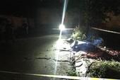 2 thanh niên phê ma túy trong hẻm tối, một người chết