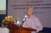 """GS Nguyễn Đăng Dung: Tham nhũng như một """"dịch bệnh"""""""