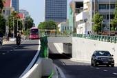 Hầm chui cầu Sông Hàn chính thức thông xe