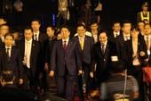 Thủ tướng Nhật Bản Shinzo Abe tới Đà Nẵng dự APEC 2017