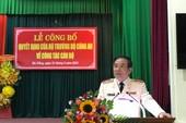 Thiếu tướng Vũ Xuân Viên làm giám đốc Công an TP Đà Nẵng