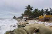 Hội An: Bờ biển Cửa Đại tan hoang