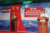 Các tỉnh thành phía Nam chúc tết Vùng 5 Hải quân
