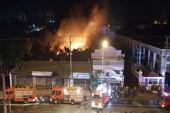 Vụ cháy ở KCN Trà Nóc: Bảo vệ thành công bồn dầu 4.000 lít