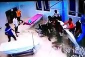 Xử lý nghiêm nhóm thanh niên gây rối trong sân trụ sở UBND xã