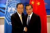 Tổng thư ký LHQ kêu gọi giải quyết hòa bình ở biển Đông