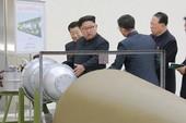'Triều Tiên sẽ bị xóa sổ nếu dùng vũ khí hạt nhân'