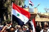 Quân Syria cắm cờ chiến thắng ở cái nôi cuộc nội chiến
