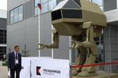 Nga ra mắt vũ khí mới: Robot chiến đấu cao 4 m, đi bằng 2 chân