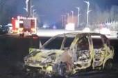 Nổ lớn nhà máy hóa chất TQ, 22 người chết, 50 xe bị thiêu rụi