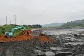 Lào Cai: Vỡ bờ bao hồ chứa quặng thải Nhà máy DAP số 2