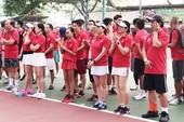 Khai mạc giải quần vợt Kiều bào lần thứ 10 - Cúp VWS 2018
